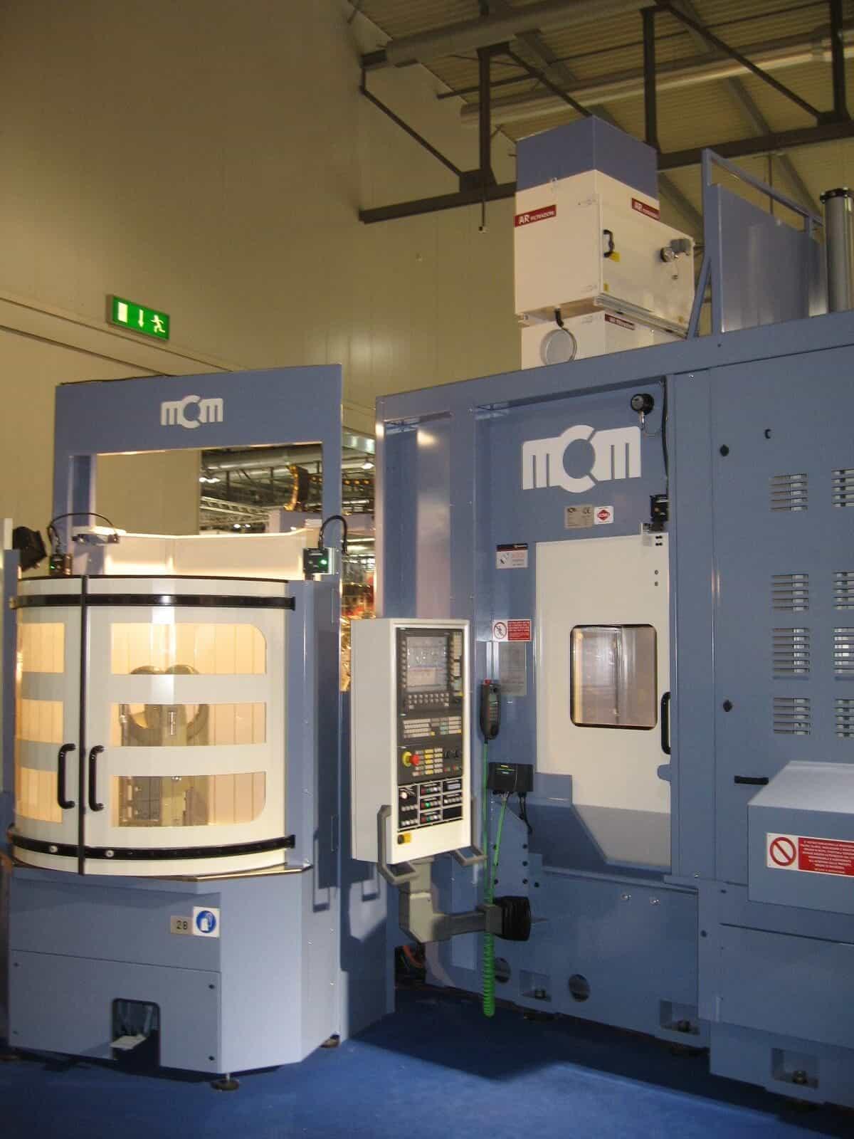 AR Filtrazioni | CENTRI CNC MCM cnc macchine utensili | Filtrazione nebbie oleose centri di lavoro MCM cnc
