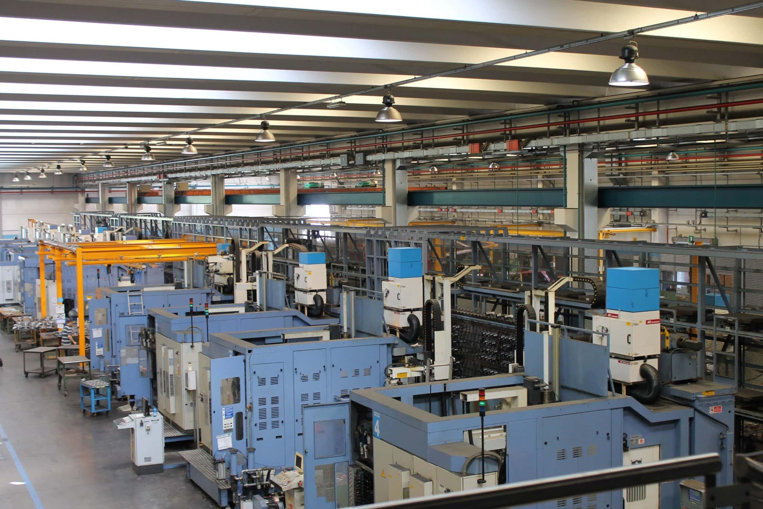 Filtri industriali di nebbie oleose per torni, rettifiche e centri di lavoro cnc
