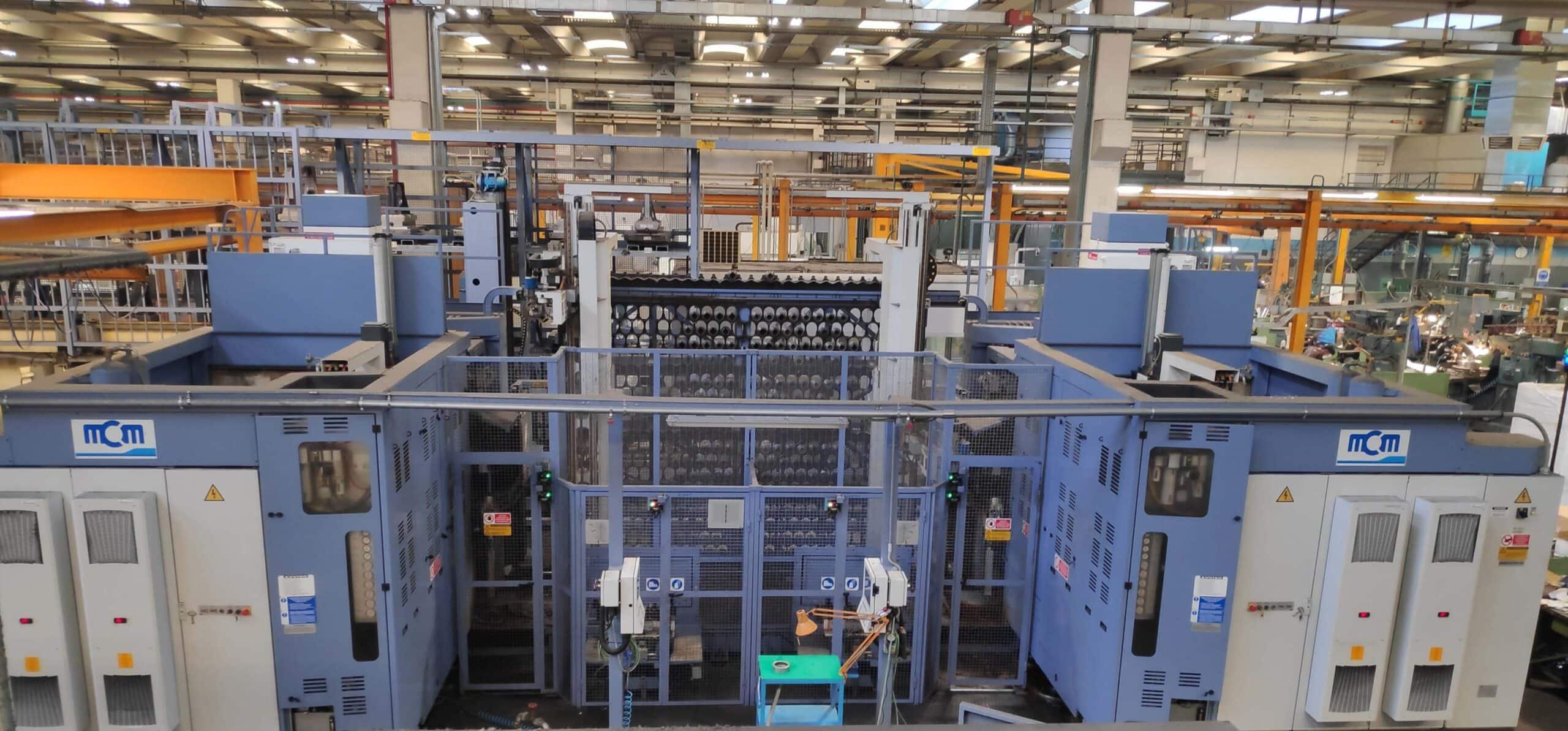 AR Filtrazioni | Centri di lavoro MCM, aspirazione nebbie oleose