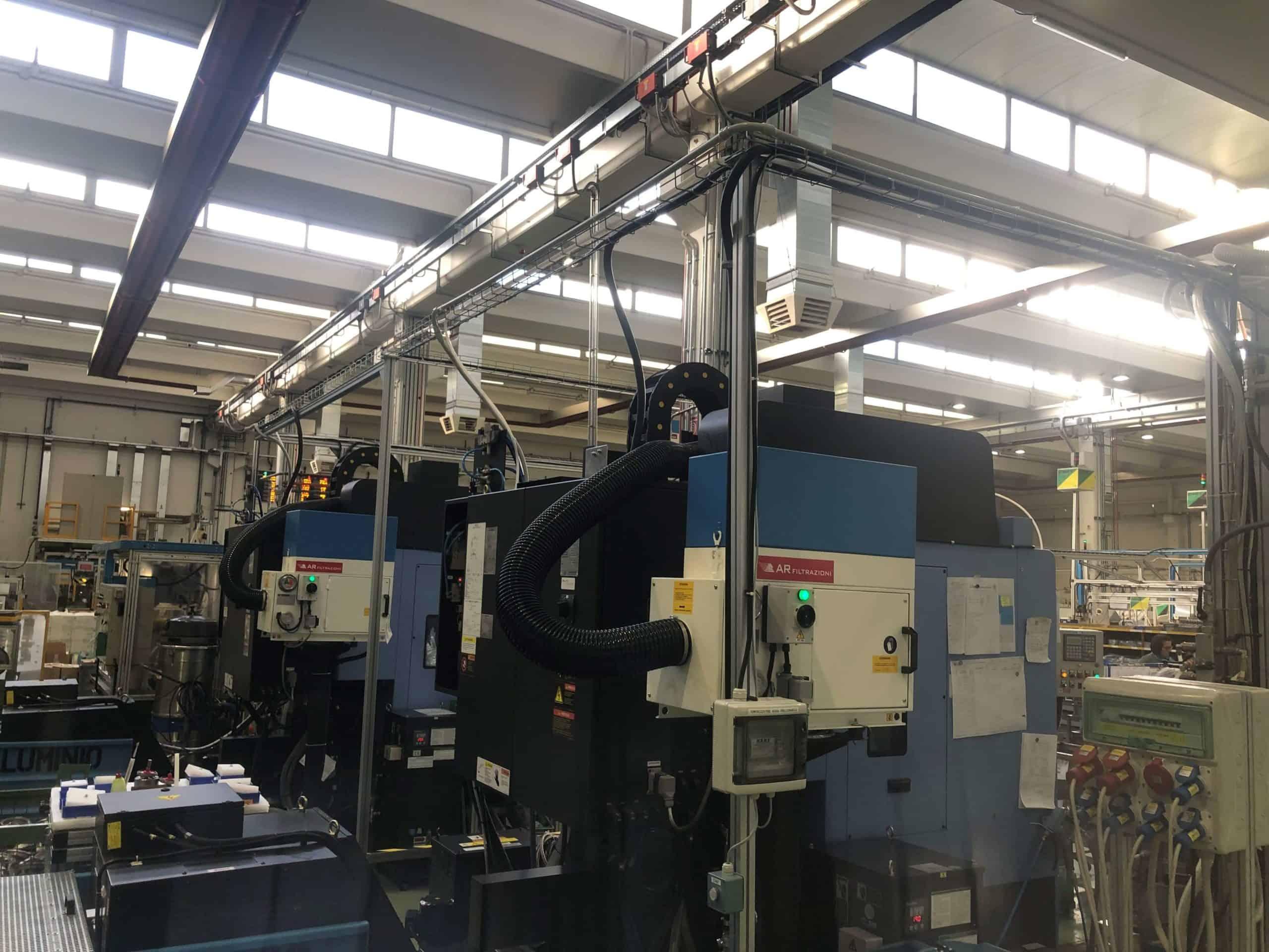 AR Filtrazioni | Doosan Daewoo depuratori aria centro di lavoro Doosan Daewoo
