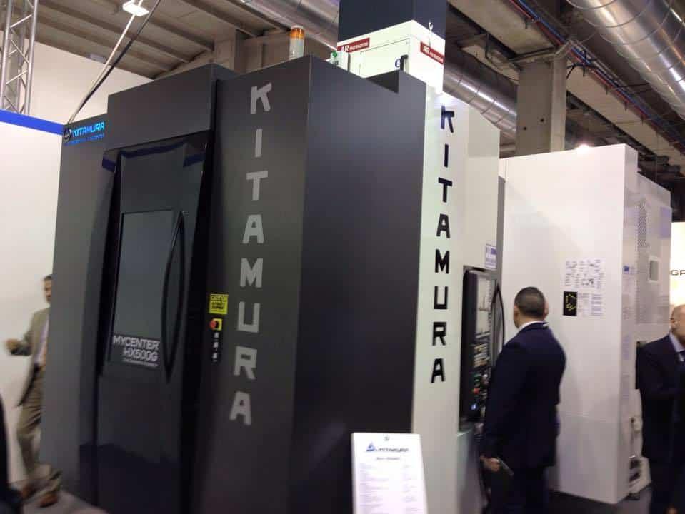 AR Filtrazioni - Centri di lavoro KITAMURA