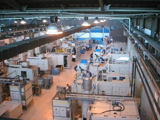 AR Filtrazioni - Centri di lavoro MCM