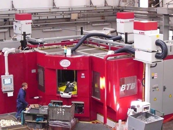 AR Filtrazioni | Aspiratori industriali per transfer Transfer BTB