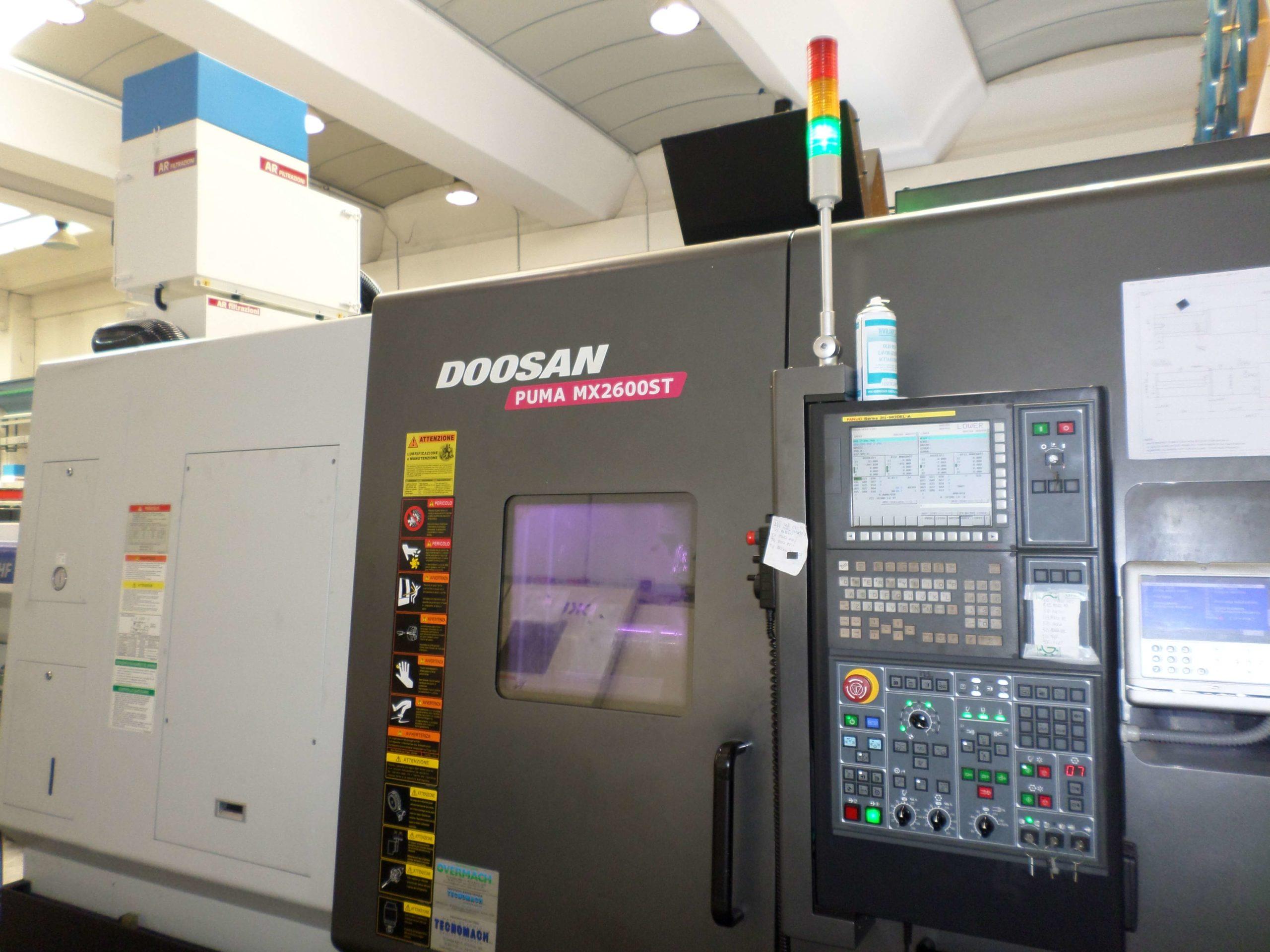 AR Filtrazioni   Depuratori nebbie oleose per torni Doosan Daewoo