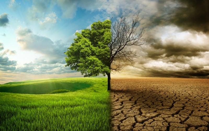Il cambiamento climatico è una scelta etica e morale