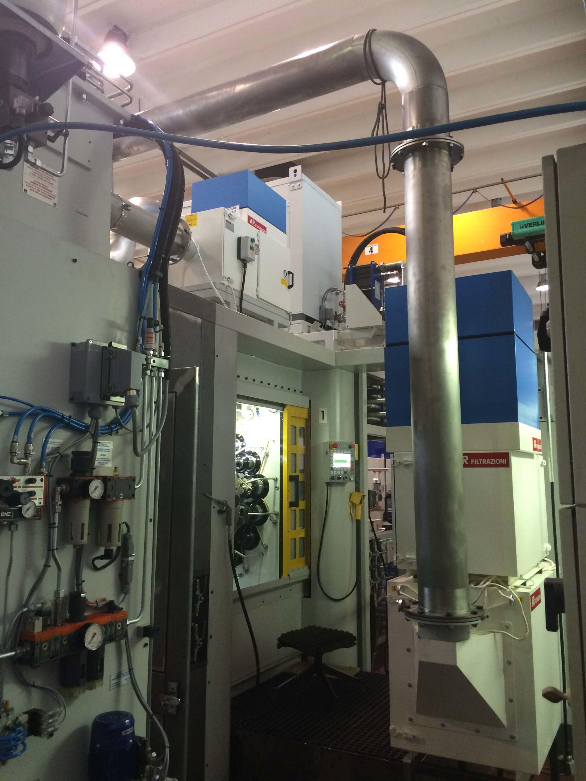 AR Filtrazioni | Filtri per nebbie oleose per transfer BUFFOLI