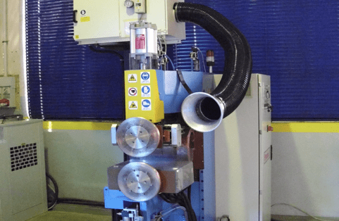 AR Filtrazioni Filtrazione nebbie oleose | Tempra ad induzione elettromagnetica