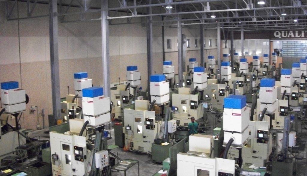 Filtri industriali per la aspirazione e depurazione degli inquinanti derivanti da lavorazioni industriali