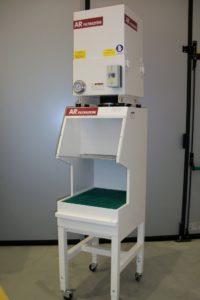 AR Filtrazioni Filtrazione nebbie oleose | Cabine di aspirazione