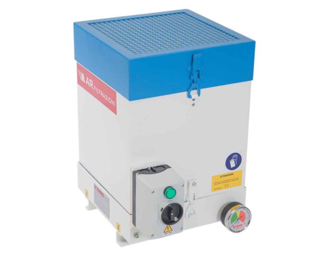 AR Filtrazioni Filtri nebbie oleose e depuratori nebbie oleose per macchine utensili
